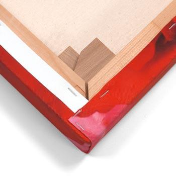 posterdruck auf fotoleinwand aufgezogen auf 45mm keilrahmen. Black Bedroom Furniture Sets. Home Design Ideas